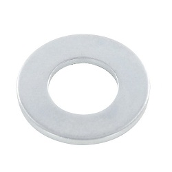 Plain Washer (Round Washer), Size in Inches