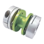 Disc-Shaped Coupling - Clamping Type (Double Disc)