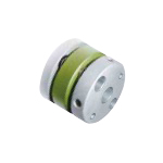 Disc-Shaped Coupling - Set Screw Long Type (Double Disc) - [SDWB]