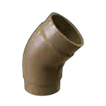 ESLON FP-VS Fittings, 45° Elbow (45°L)