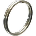 Stainless Steel W Ring (Double Ring)