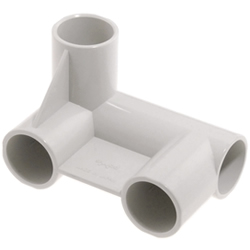 Pipe Frame Plastic Joint, PJ-603R