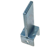 Part for Shooter for Pipe Frame Guide Pivot Bracket