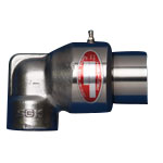 Pressure Refraction Fitting Pearl Swivel Joint, AS Series