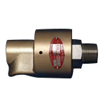 Pressure Rotary Fitting, Pearl Rotary Joint, RXE1000 (Single Screw Mounting Type)