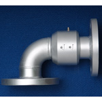 Pressure Refraction Fitting Pearl Swivel Joint, C Series