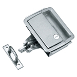 Stainless Steel Flush Snatch Lock Handle, A-1151R-B