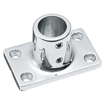 Pipe Holder (A-1395-19 / Stainless Steel)