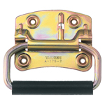Trunk Handle With Spring (A-175 / Steel)