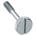 Stainless-Steel Long-Shank Knurled Knob A-1176