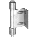 Removable Back Hinge for Stainless Steel Cubicles B-1538