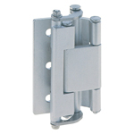 Stainless Steel 150° Open 4-Axis Hinge B-1405