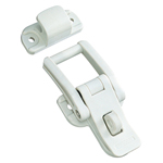 Hatch Clip with Plastic Key Hole CP-297