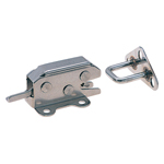 Snatch Lock for Sliding Door (C-1450 / Stainless Steel)