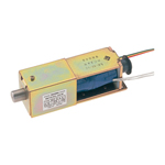 Solenoid Lock (Locked-By-Electric-Current Type) LE-33-12