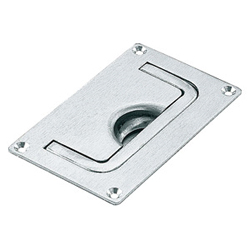 Stainless Steel, Floor Hatch Pull A-1078