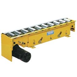 Link Type Power Roller with Driver Roller Heavy Load PRN-KM Type