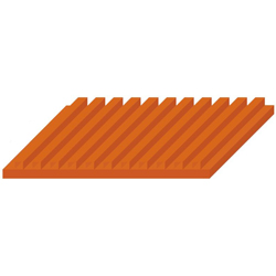 Silicon Sponge Sheet (Caterpillar)