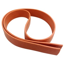 Silicone Sponge Square Cord (With Peel-Off Double-Sided Tape)