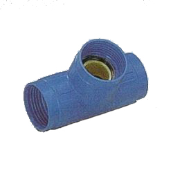 Pipe End Corrosion Proof WPK Fittings - Reducing Tee