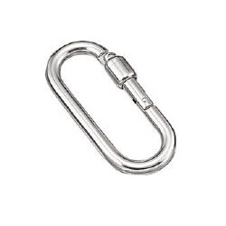 Ring Catch 'Open Hook Type P' (Stainless Steel)