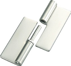 Stainless-Steel for Heavy Weight Lift-Off Hinges