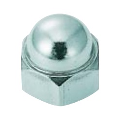 Cap nut (stainless steel)