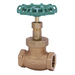 150 Type Bronze Screw-in PTFE Disc-Contained Globe Valve