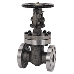 300 Type, Flanged Cast-Steel Gate Valve <Bolted Bonnet Type>
