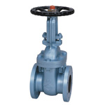 "JIS 10K Type Cast Iron F Type Gate Valve ""External Thread"" (JIS B 2031)"