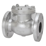 10K Type Ductile Cast-Iron Flanged Swing Check Valve <Bolted Cover Type>