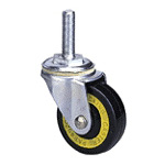 Conductive Type, 300E, Bolt Type, Conductive Wheels, Synthetic Rubber Wheels (Packing Caster)