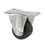 Standard Class 600H Fixed Type Heavy Duty Synthetic Rubber Wheel (Packing Caster)