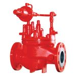 WVM-02 Type Series Primary Pressure Adjustment Valve (for Water)