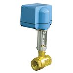 BM-9SR, Spring-Return Ball-Type Electric Valve