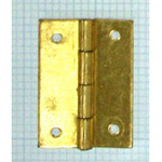 Brass Case Hinge VF