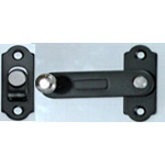 Black Painted Latch VC