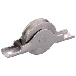 Rotor/Stainless Steel Door Roller with Bearings Round