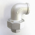 Stainless Steel Screw-in Tube Fitting Union Elbow