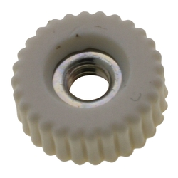 Through-Hole Cosmetic Nut