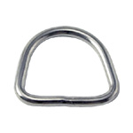 Stainless Steel D Ring