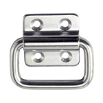 Stainless Steel Square Angle Hanging Ring