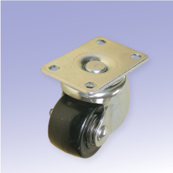 Flexible Wheel/Fixed Wheel Caster