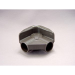 Erector Parts Caster Mounting Part Plastic Joint JG-11A