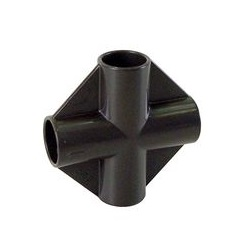 Erector Parts Mounting Part Plastic Joint J-6B