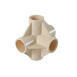 Erector Parts Mounting Part Plastic Joint J-15B