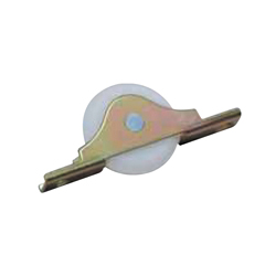 NEW HIKARI, Door Wheel Packaged Product Series, Flutter Door Wheel, Iron frame