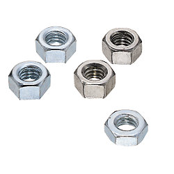 Hex Nuts Class 1 - Stainless Steel And Available As Package -