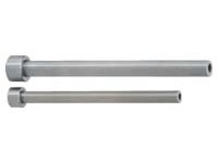 STRAIGHT EJECTOR SLEEVES -JIS Type/SKD61 equivalent+Nitrided/◎0.08/L Dimension Specify-