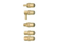 MOLD COUPLING SOCKETS -JIS Type/With Valve/Heat Resistance 120 Degree-